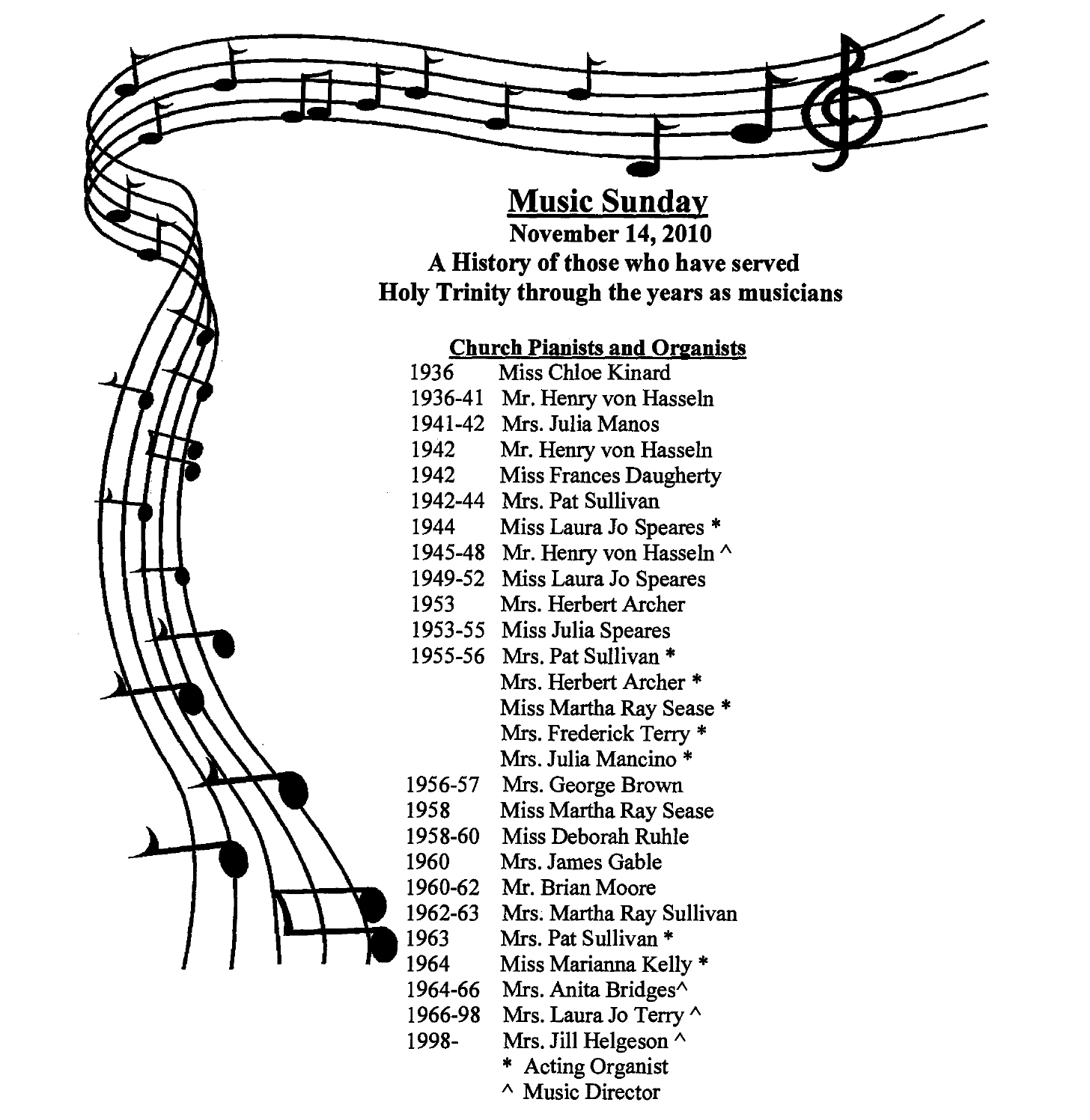 pianistorganist